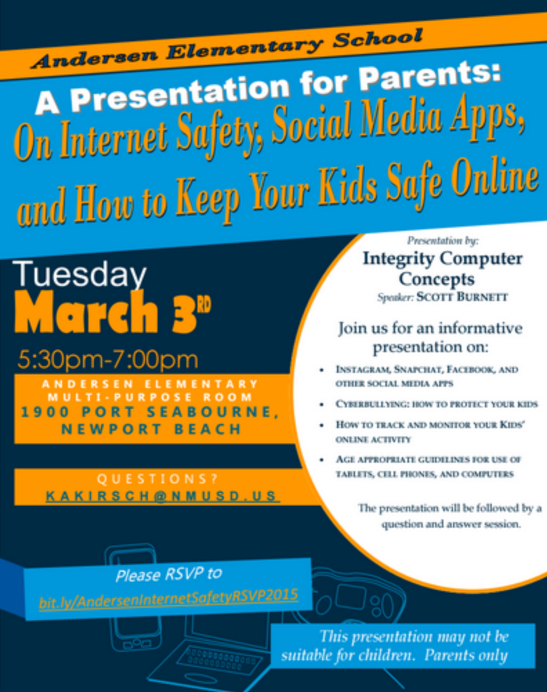 Andersen Internet Safety Night Flyer.png